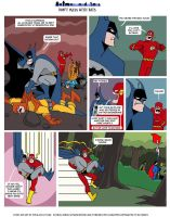 Don't Mess with Bats Page 1 by The-BlackCat