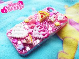 Sweet Decoden Case by kpossibles