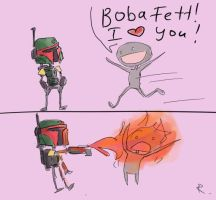 Boba Fett, 6 by Ayej