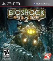 Bioshock Cover for ps3 by NefariousDrunkPunx