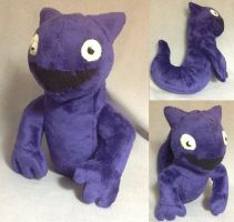 ghazt plush commission by Plush-Lore