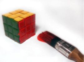 How to Solve the Rubik's Cube by CreasYIIART