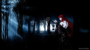 Arrival of Lilith-night falls by deathwish85