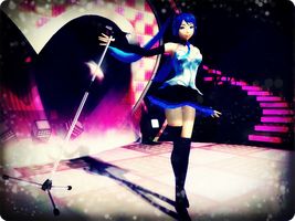 idol by mmdyesbutterfly