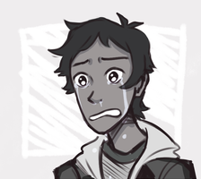 Poor Lance by arrival-layne