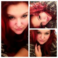 cause im a redhead now!!! by AngelicPicture