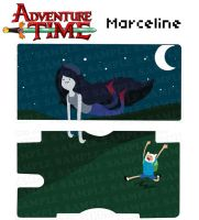Adventure Time: Marceline by DesignsByCorkyLunn