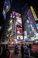 Times Square, NY by 904PhotoPhactory