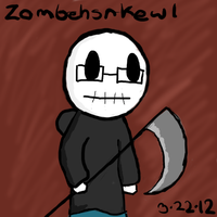 Skeleton DA ID by ZOMBEHSRKEWL