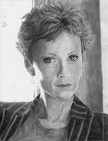 Lauren Holly - Jenny Shephard by Fallen-Immortal