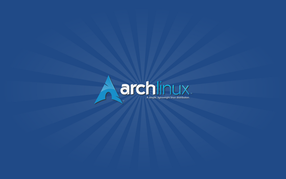 Arch Linux 001 by sistematico