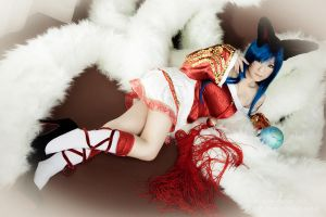 Cosplay-League of Legends by PipiChu0226