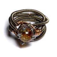 Steampunk Ring Apparatus 2 by CatherinetteRings