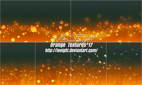 Orange  Textures17 by LeEight