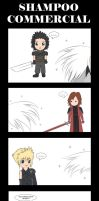 Shampoo Commercial by Vianiel