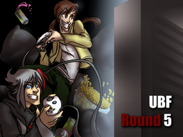 UBF2011 - Round5 Cover by Mindless-Corporation