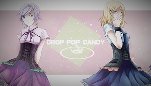 ARCHIVE - COVER - Drop Pop Candy by Zalosta