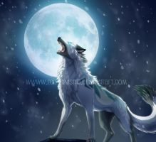 Howling Blizzard by Red-Sinistra