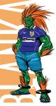 Nacional Blanka by Wilustra
