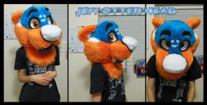 Jeff Otter by ElkDragon