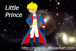 Little Prince - Colored by mitsugu
