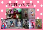 My cosplay year by Voldiesama