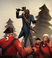 Spy's Creed III by MrRiar