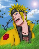 Older Naruto by Salty-art