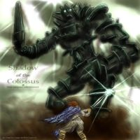 Shadow of the Colossus by White-Dragon-NL