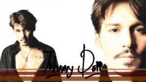 Johnny Depp Wallpaper by esiri76