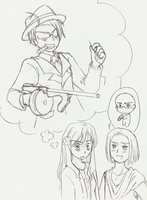 APH - Clyde...? by chaneljay