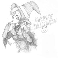 Happy Halloween! by PrincessIrregular