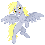 (Pajaga) Derpy Hooves by Pikamander2