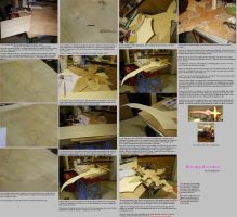 Marluxia Scythe: Tutorial by naturally-morbid