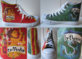 Harry potter Shoes- 2 by klassigkatt