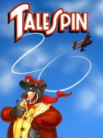 TaleSpin 20th Anniversary by PashkaGeraskin