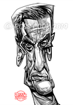 Peter Capaldi by RussCook