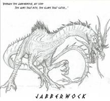 Jabberwocky by Ashere