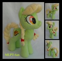 12 inches young Granny Smith by MLPT-fan