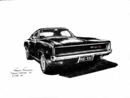 Bullitt charger by BabysGotATemper