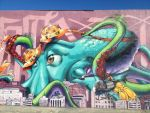 Miami Octopus by estria