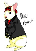 Bunny reviewer by AngryArtist113