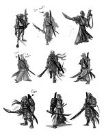 Commission thumbs by ZipDraw