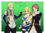 One for two?! StingXLucy - Natsu jealous - FT by Timagirl