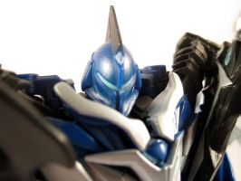 AOE strafe close-up (Robot mode) by scoobsterinc