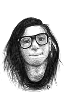 My Name Is Skrillex by VlamVlyer