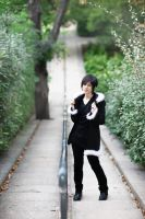 DRRR :: Izaya Orihara by Black--Deamon