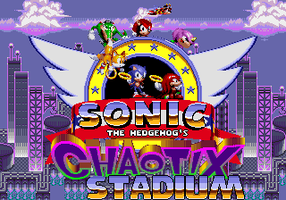 Sonic the Hedgehog's Chaotix Stadium by EXEcutor-The-Bat
