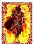 Ezio Fire Card by blackdragon21
