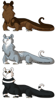 Snooze Adoptables - CLOSED by Karijn-s-Basement